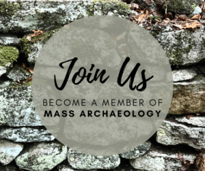 Massachusetts archaeological society members