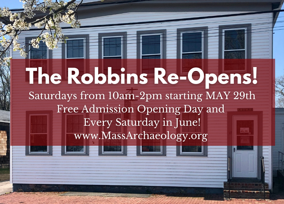 The Robbins Reopens May 29
